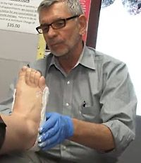 Chris Hasting, D.P.M. | Podiatrist